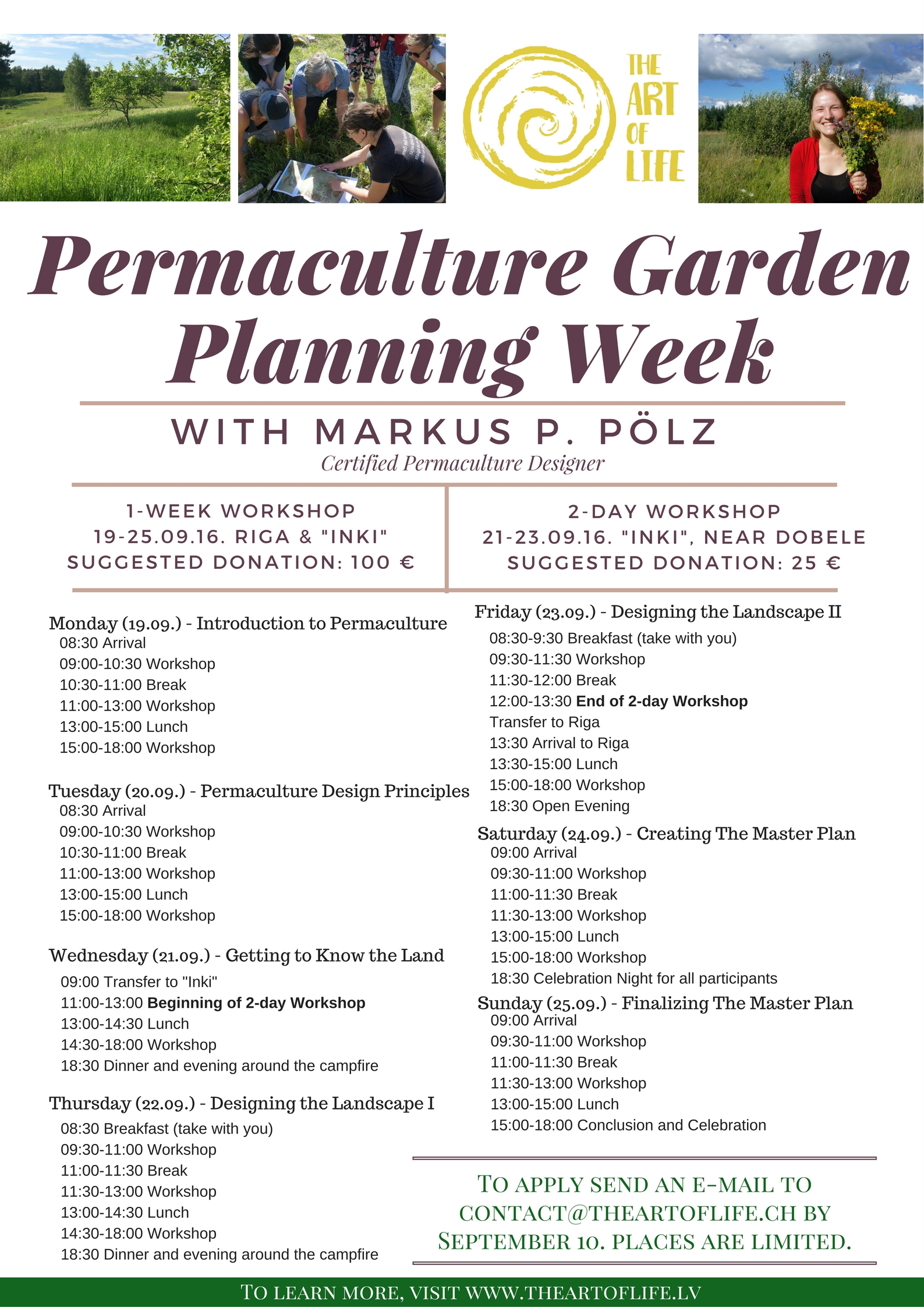 Permaculture Garden Planning-Poster 2