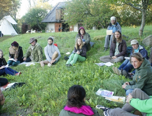 Permaculture planning week – successfully finished!